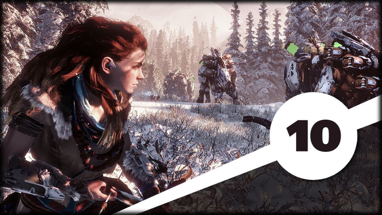 Horizon Zero Dawn: Frozen Wilds (10) Hefajstos