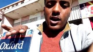 An Ethiopian Teacher is Reading the Entire Dictionary (OALD) in Ten Days