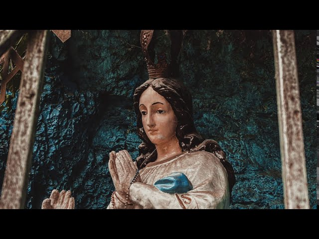 The Angelus, sung by the brothers at San Damiano Friary