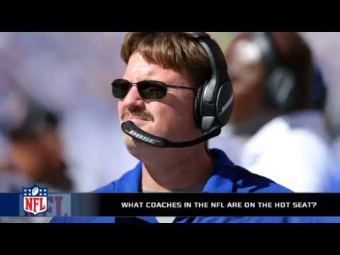 5 NFL Coaches On The Hot Seat