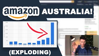Why You Can't Miss The Amazon Australia Gold Rush (Amazon FBA)