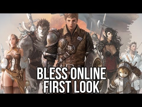 Bless Online: A Blessing in Disguise or a Complete Trainwreck? (F2P 2018)