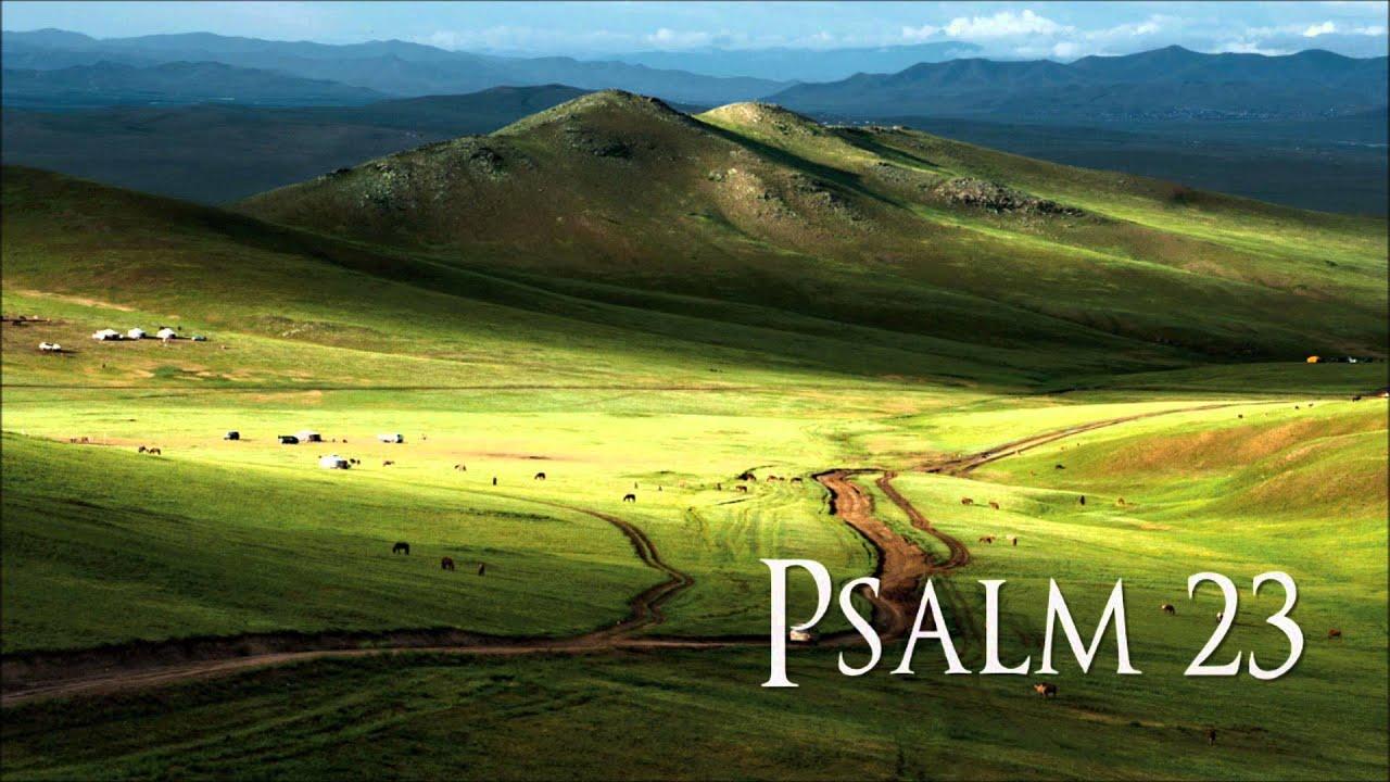 psalms 23 king james version