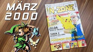 The Legend of Zelda: Mask of … MUJULA?? - N-Zone Magazin März 2000