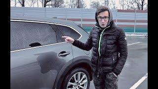 видео Обзор кроссовера Mazda CX-9 нового поколения