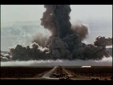 Shockwave of Atomic Bomb Impact!! Must see! (Trinity and Beyond)