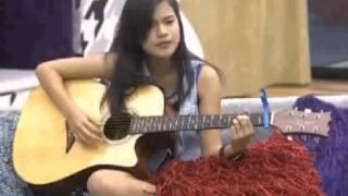 Maris Singing Baby now that i found you