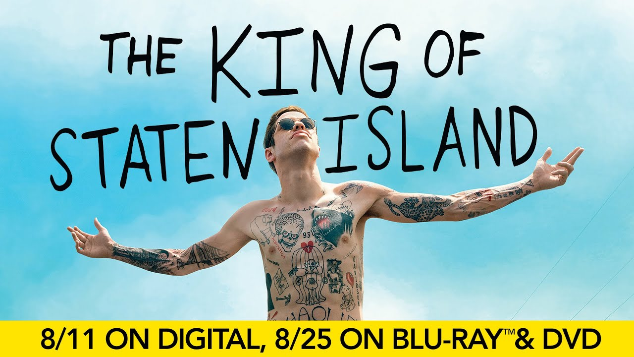 Download The King of Staten Island   Trailer   Own it Now on Digital, Blu-ray & DVD