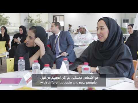 Brainstorming with Expo 2020 Dubai volunteers