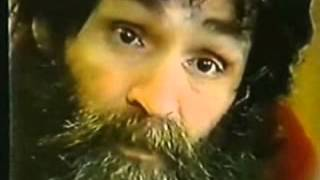 Charles Manson Interview with Charlie Rose on Nightwatch (Complete)