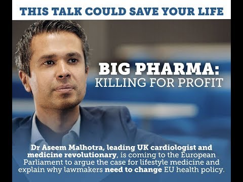 Big Food and Big Pharma: Killing for Profit?