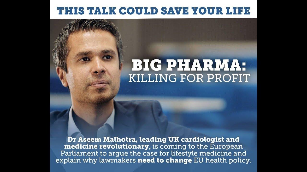 Big Food and Big Pharma: Killing for Profit? - YouTube