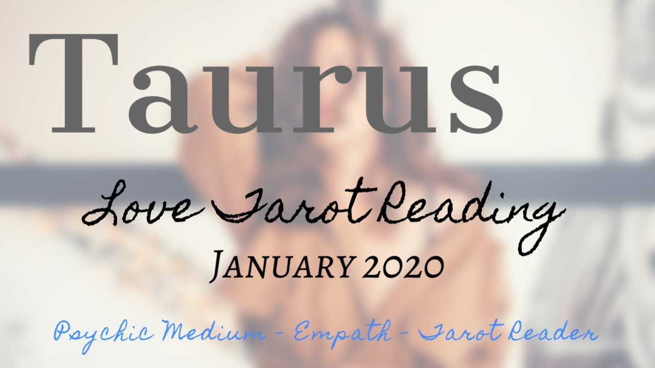 Free Taurus Tarot Monthly Horoscope November 2020