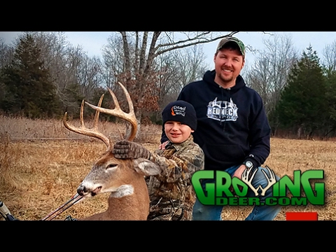 Deer Hunting: Buck Fever In the Late Season (#376) @GrowingD