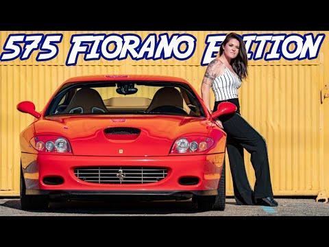 Ferraris Fiorano Package On A Ferrari 575M