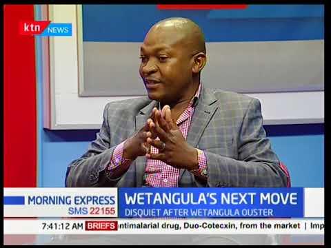 Wetangula's next move: Raila Odinga's futile attempts to save Moses Wetangula after ouster
