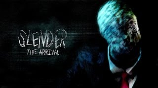 """MY FRIEND SLENDER."" - No Flashlight/Hardcore Challenge - Slender The Arrival Gameplay Live!"