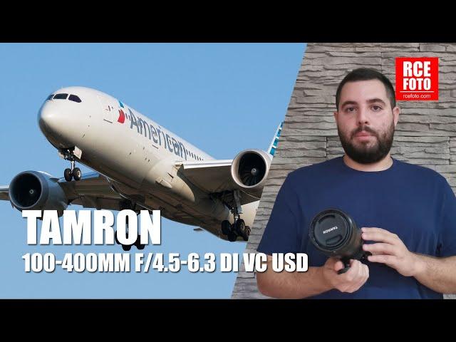 Tamron 100 400mm