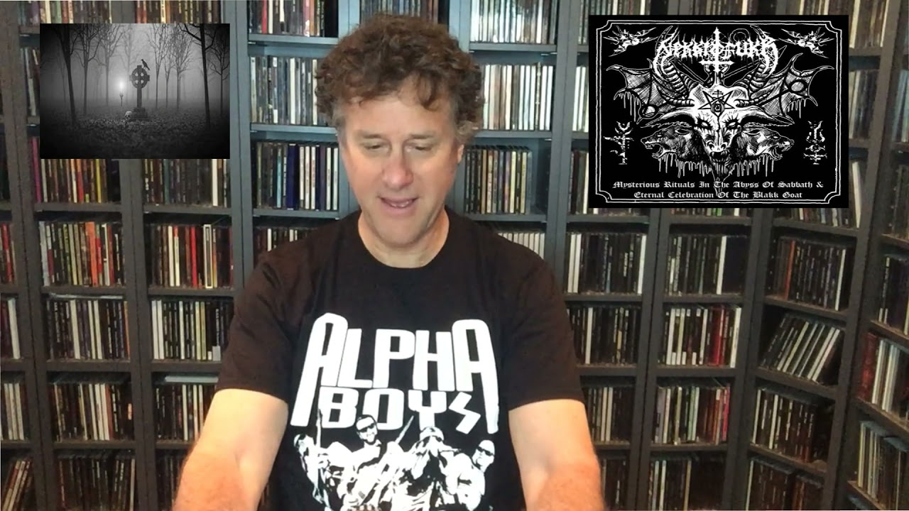 (Podcast/Video) ALBUMS OF THE MONTH - March 2021