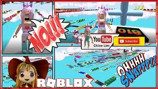 Roblox Mega Fun Obby! Part 14 (stage 720 to 810) OF MY MEGA SCREAMING OBBY!