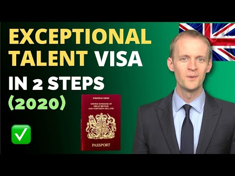 Exceptional Promise Visa For The UK 🇬🇧- What Do You Need To Show (in 2020)?✅️