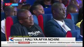 Transform Kenya: Hali ya afya nchini