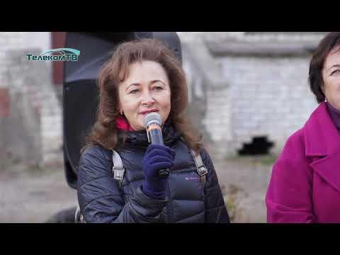 Открытие детской площадки по адресу: ул.Ленина, 62е (Волжск)