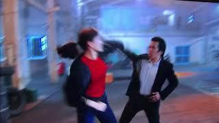 奥様は、取り扱い注意#10  綾瀬はるか→アクションシーン