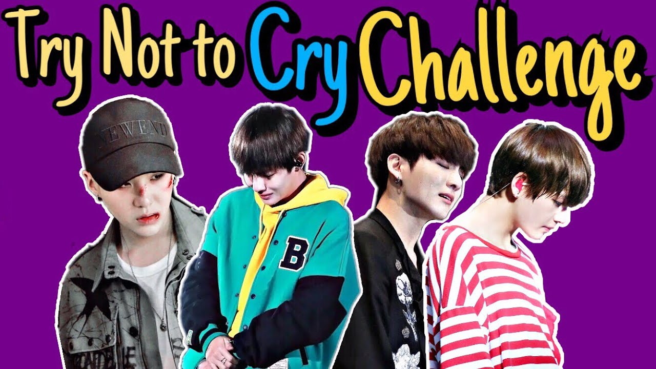 BTS Try Not to Cry Challenge (Extremely Sad Moments)