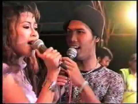 Memadu Cinta - Lusiana Safara dan Brodin - Sera 2005 - Duet Mesra