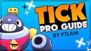 Brawl Stars | Tick pro guide, tips u0026 trick