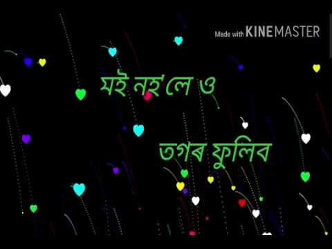 #Assamese#status Homoye Hikabo Assamese Status Video By RangMon Tube