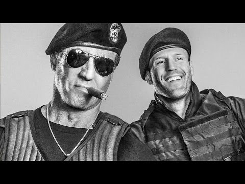 Sylvester Stallone v Jason Statham in Expendables 3 Quiz