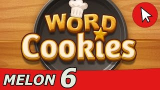 Word Cookies Melon 6 Answers Guide (Android/IOS)
