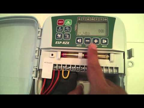 programmatore rain bird esp rzx guida all utilizzo della programmatore rain bird esp rzx guida all utilizzo della centralina per l irrigazione