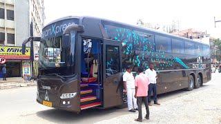 Download Video |BANGLORE - CHENNAI| SCANIA BUS OF ASIAN XPRESS MP3 3GP MP4