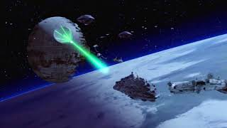 Star Wars Most Powerful Ship: DEATH STAR II