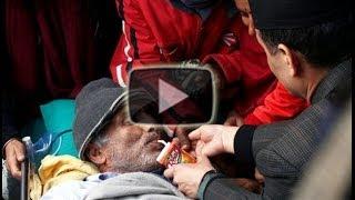 Dr Govinda KC finally breaks 14-day long hunger strike