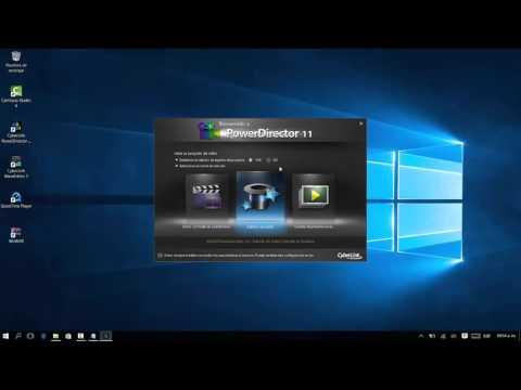 Como Instalar y Activar CyberLink  PowerDirector 11 Ultra