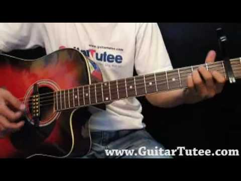 B.O.B Ffeat. Bruno Mars - Nothing On You, by www.GuitarTutee