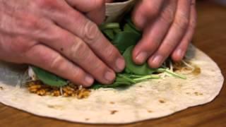 Chicken & Spinach Tortilla Bake : Savory Chicken Dishes