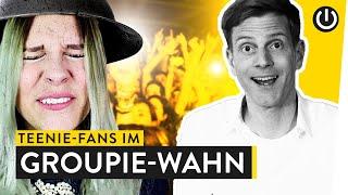 Gestörte Teenie-Fans: Muss das so laut sein? | WALULYSE