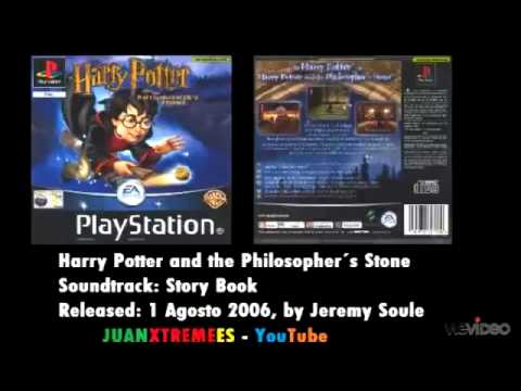 Harry Potter y la Piedra Filosofal PSX canción Story Book