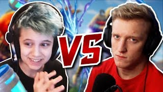 Tfue vs Sceptic, It's finally decided...