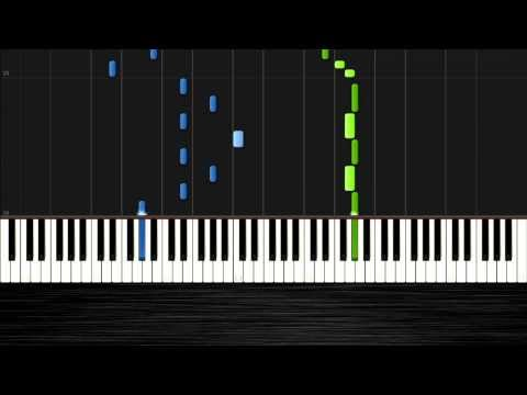 One Direction - Story Of My Life - Piano Tutorial By PlutaX - Synthesia