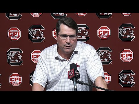 Will Muschamp News Conference — 9/3/19