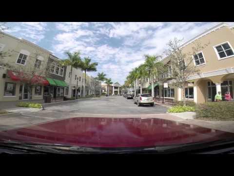Drive Down Lakewood Ranch Main Street