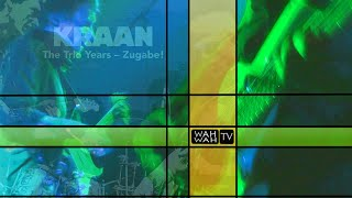 KRAAN - Borgward -  released on THE TRIO YEARS - ZUGABE!