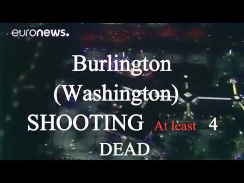 Seattle Mall Shooting: 4 dead/Suspect still at large (Cascad