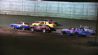Robert Horne Ford Bomber Main At Arizona Speedway May 11th 2019